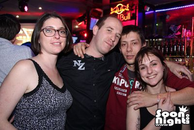 Photos Le Feeling - Tours Vendredi 08 avril 2016