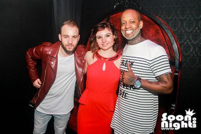 Photos Atika Club Vendredi 22 avril 2016