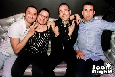Photos Atika Club Vendredi 29 avril 2016
