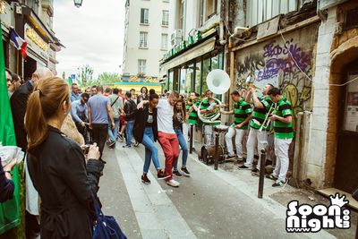 Photos Paris Mardi 21 juin 2016
