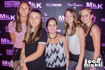 Photos Milk Club Mardi 05 juillet 2016