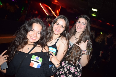Mix Club INTERNATIONAL STUDENT PARTY : American Party