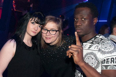 Photos Agora Night Club Vendredi 13 janvier 2017