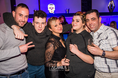 Photos Agora Night Club Samedi 14 janvier 2017