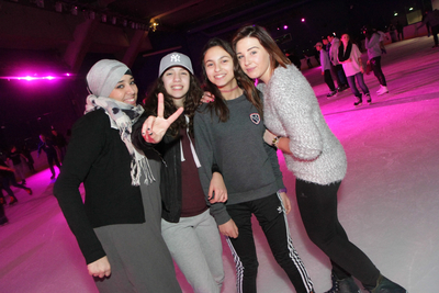 Patinoire De L'accorhotels Arena - Samedi 11 fevrier 2017 - Photo 9