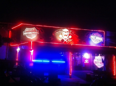 Photos Dusty Rose Saloon Harley-davidson Dimanche 07 mai 2017