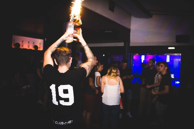 Photos Art's Club Canet Vendredi 09 juin 2017