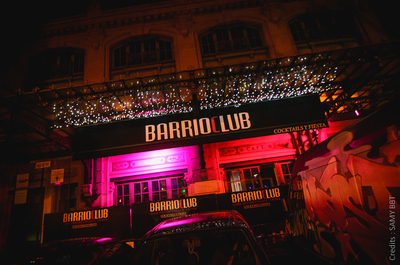 Photos Barrio Club Vendredi 16 juin 2017