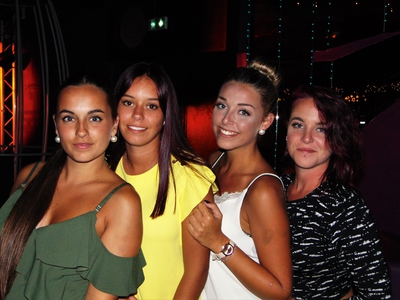 Photos Shine Club Vendredi 21 juillet 2017