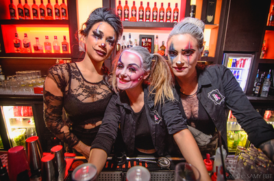 Photos Barrio Club Mardi 31 octobre 2017