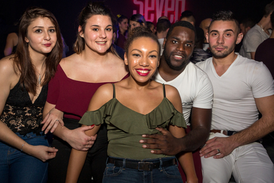 Seven Club - Samedi 09 decembre 2017 - Photo 6