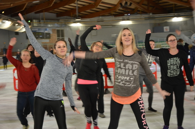 Photos Patinoire Vendredi 16 fevrier 2018