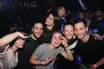 Photos Colors Club Jeudi 15 mars 2018