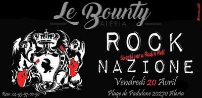 Photos Le Bounty Aleria Vendredi 20 avril 2018