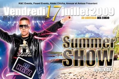 dj kayz summer show 2009