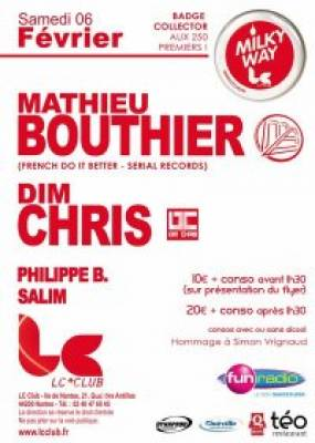 LC CLUB samedi 06 fevrier  Nantes