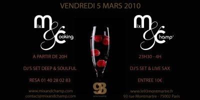93 Montmartre vendredi 05 mars  Paris