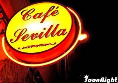 Caf� Sevilla vendredi 13 aout  Lyon