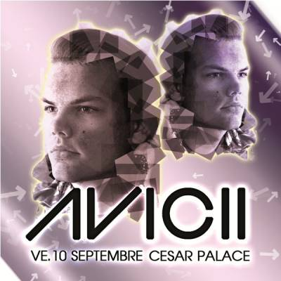 Cesar Palace vendredi 10 septembre  Grenay