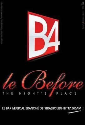 B4 before mercredi 10 Novembre  Strasbourg