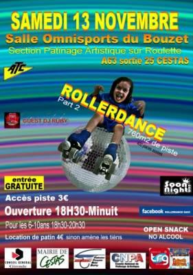 Complexe Sportif de Bouzet samedi 13 Novembre  Cestas
