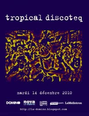 Favela Chic mardi 14 decembre  Paris