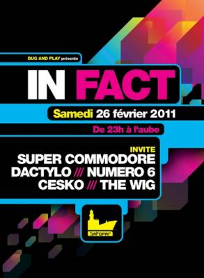 Batofar samedi 26 fevrier  Paris