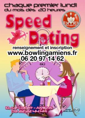 speed dating picardie Speed-dating to present organisations supported in the midi-pyrénéees region france nord-picardie 6 12 7 8 9 10 11 10 2012-2016: a new mandate.
