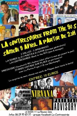 Bizen samedi 09 avril  Paris