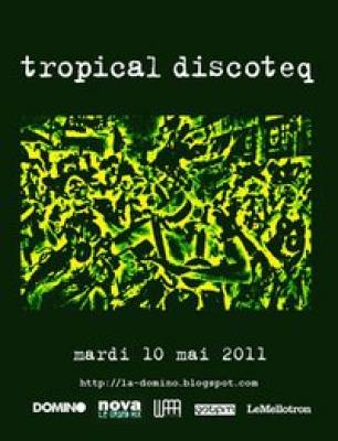 Favela Chic mardi 10 mai  Paris