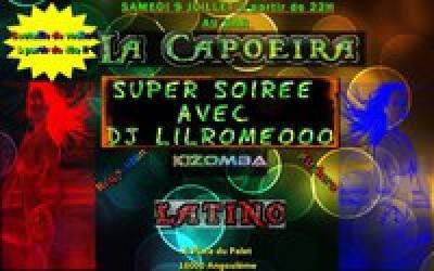 Capoeira samedi 09 juillet  Angouleme