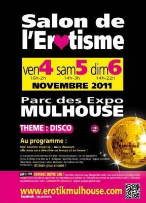 Parc des expos de Mulhouse dimanche 06 Novembre  Mulhouse
