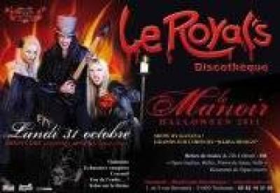 Royal's lundi 31 octobre  Toulouse