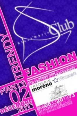 Blackwhite Club vendredi 02 decembre  Bourg-en-Bresse