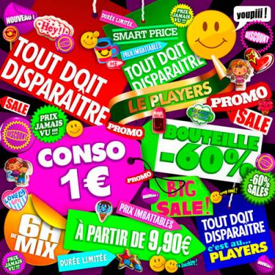 Players vendredi 12 octobre  Paris