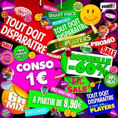 Players vendredi 19 octobre  Paris