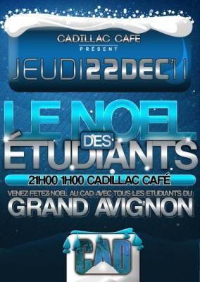 Cadillac Caf� jeudi 22 decembre  Avignon