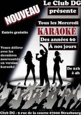 DG Club mercredi 02 mai  Strasbourg