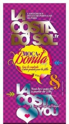 Costa Do Sol samedi 17 mars  Villeneuve saint georges