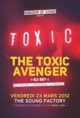 Sound Factory vendredi 23 mars  Lyon