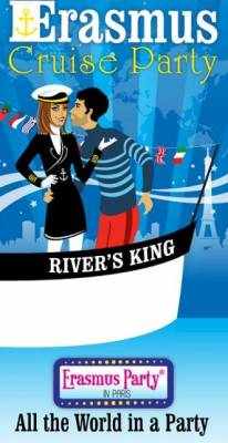 Rivers King samedi 16 juin  Paris