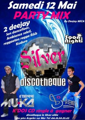 Silver samedi 12 mai  Argeles sur mer