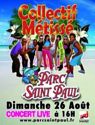 Parc Saint Paul dimanche 26 aout  Saint Paul