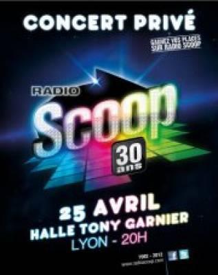 Halle Tony Garnier mercredi 25 avril  Lyon