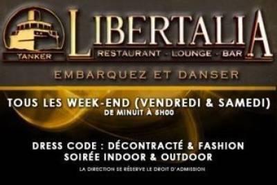 Libertalia lundi 07 mai  Ivry-sur-Seine
