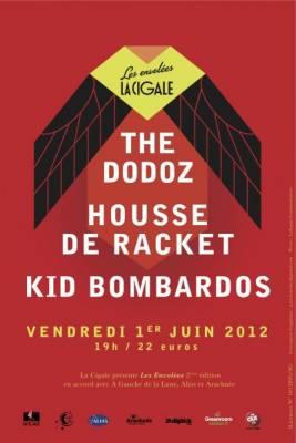 Cigale vendredi 01 juin  Paris