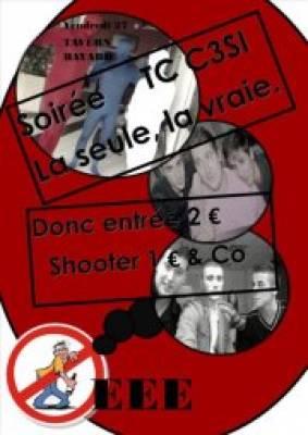 Tavern' BAYARD vendredi 27 avril  Charleville-Mézières