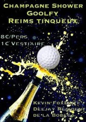 Goolfy vendredi 27 avril  Reims