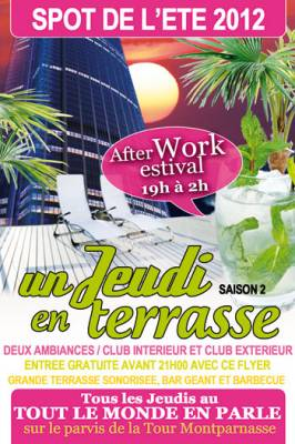 Tout Le Monde En Parle jeudi 05 juillet  Paris
