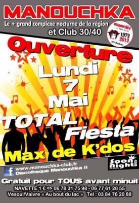 Manouchka lundi 07 mai  Vaivre-et-Montoille